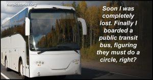 Big City Bus Driver