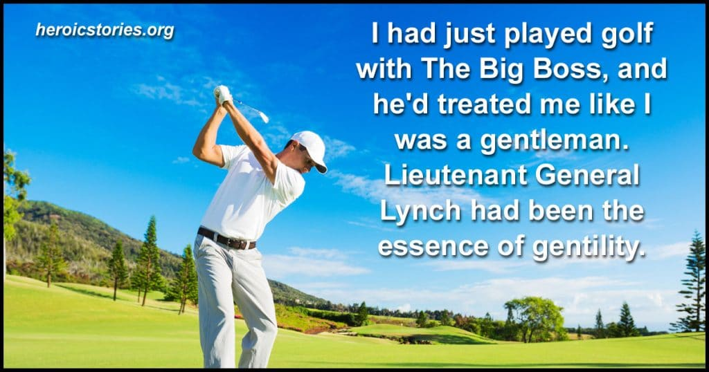 The Essence of Golf