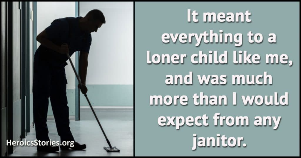 The Janitor Psychologist